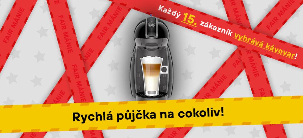 FAIR MÁNIE je letos ve znamení skvělé kávy