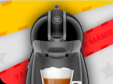 Fair mánie 2020 - Každý 15. vyhrává kávovar