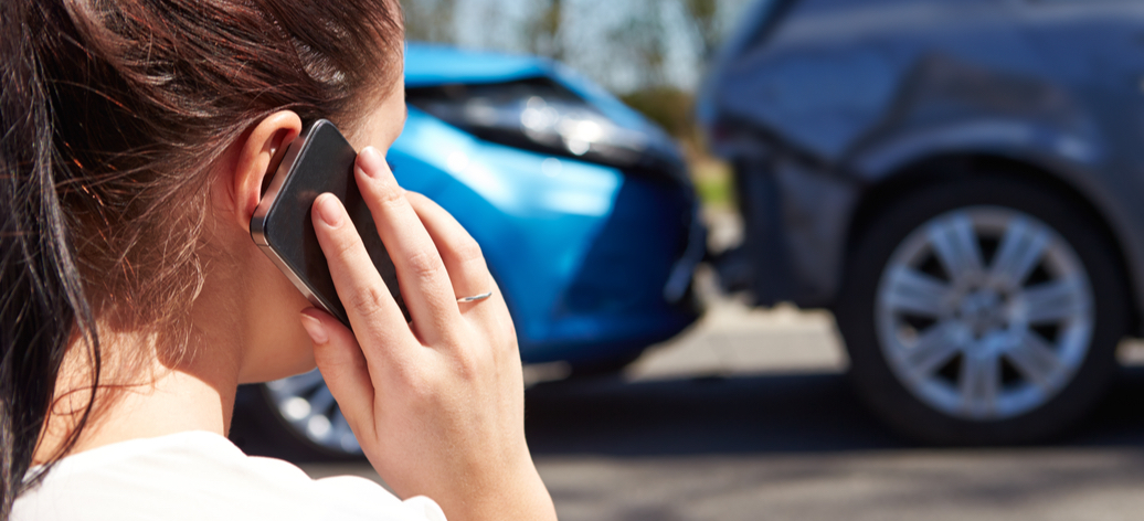 Jak nejlépe vyřešit autonehodu za hranicemi