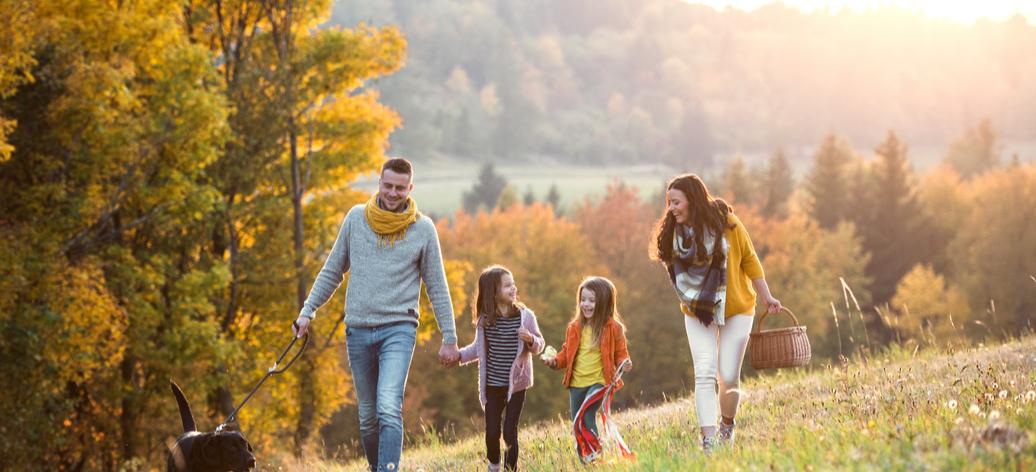 Jak zvládnout podzim ve zdraví? Vsaďte na zlatou střední cestu