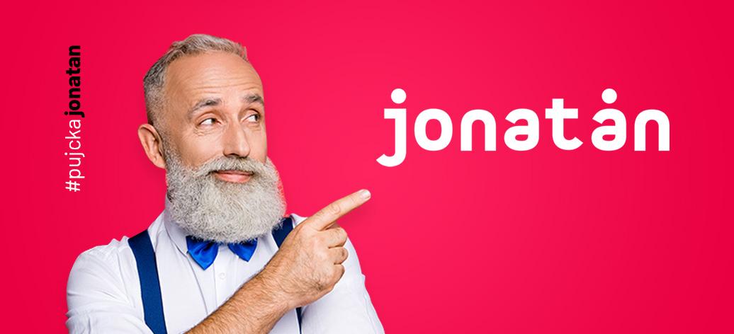 Představujeme vám JONATÁNA